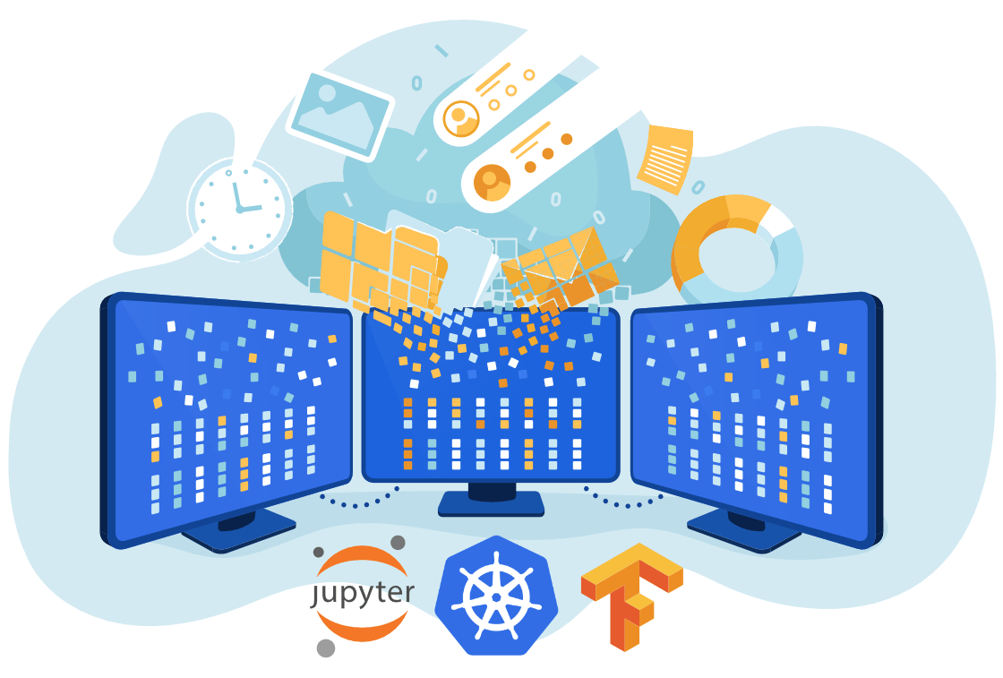 Scaling Jupyter notebooks with Kubernetes, Tensorflow