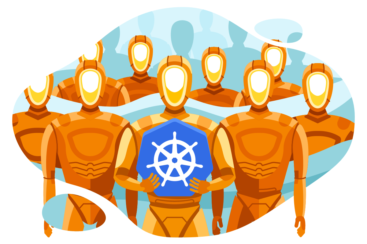 Templating YAML in Kubernetes with real code